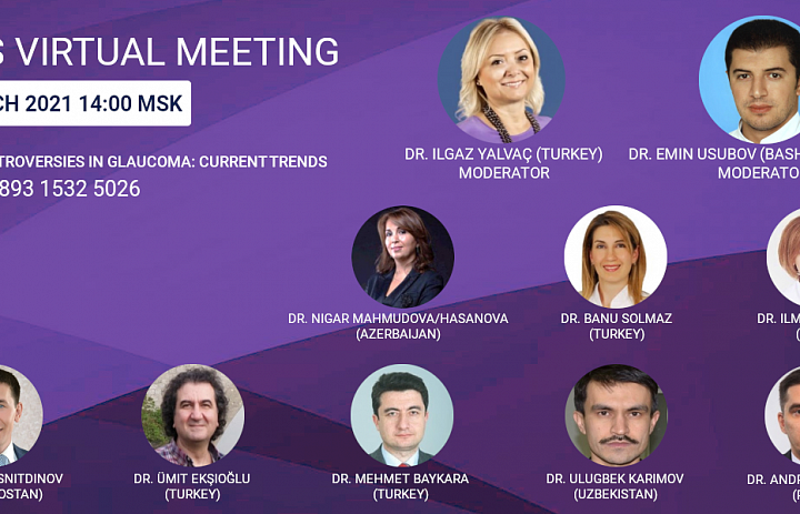 We invite you to attend TROS virtual meeting