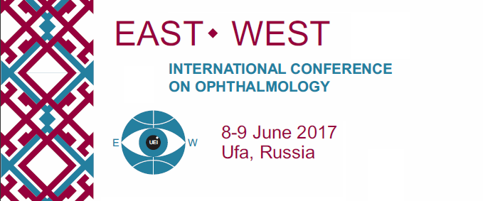 "Ufa Eye Research Institute holds the VIII International Conference on Ophthalmology ""East-West"""